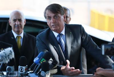 Bolsonaro diz que vai pedir mudanças em orientações do Ministério da Saúde