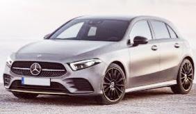 Mercedes voiture