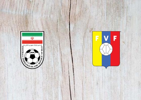 Iran vs Venezuela - Highlights 20 November 2018