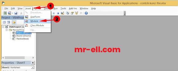 Cara Mudah Bongkar Password di Excel