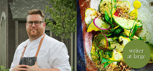 Chef Arron Carley of The Bruce is Redefining Modern Canadian Cuisine