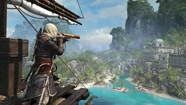 Sequence List of the Assassin's Creed Black Flag