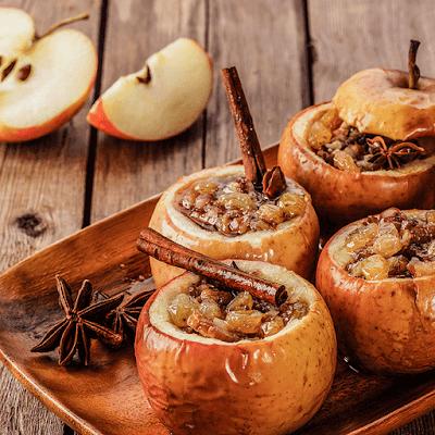 Heart-Healthy Recipe Baked Apples