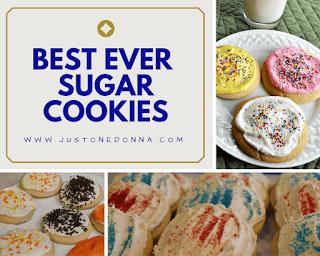 Yummiest Sugar Cookies