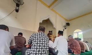 Cerita Tentang Shalat Jumat Perdana di Masjid At Taqwa SMPN 3 Kota Solok