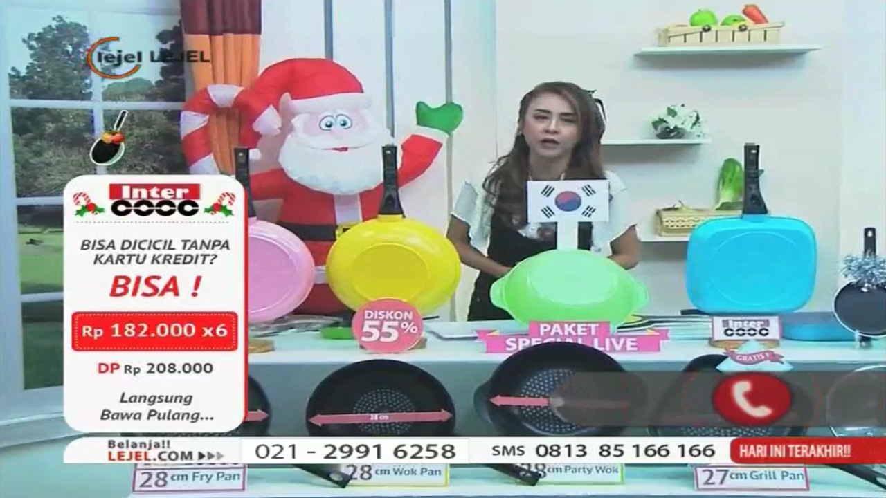 Frekuensi siaran Lejel Live Home Shoping di satelit ChinaSat 11 Terbaru