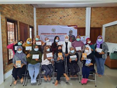 Sosialisasi 4 Pilar Kebangsaan, Dwita Ria Tegaskan Peran Penting Perempuan Dalam Bernegara