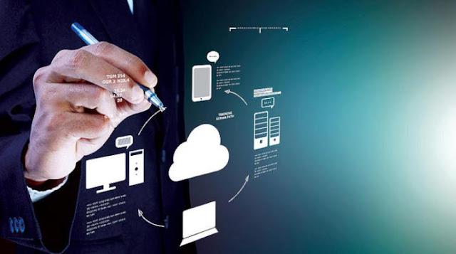 التخزين السحابي Cloud storage