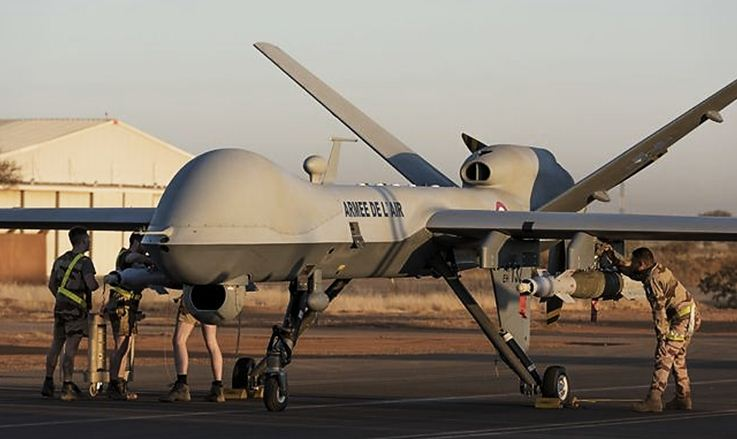 MQ-9 Reaper USA