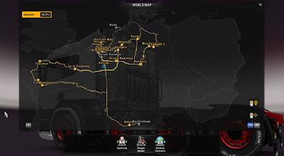 map sulawesi ets2