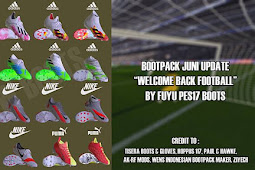 Boots Repack June 2020 UP AIO - PES 2017