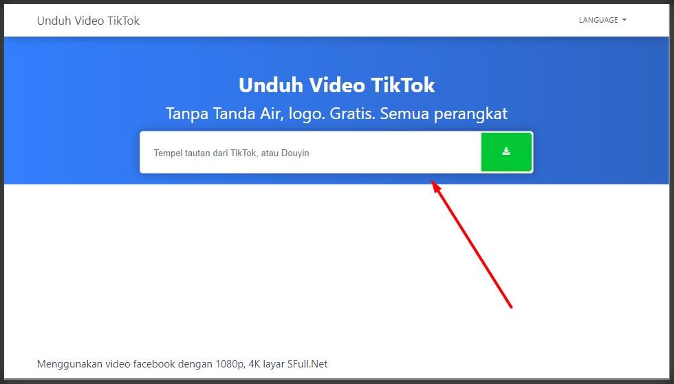 Snaptik App Download Video Tiktok Tanpa Watermark Alternatif