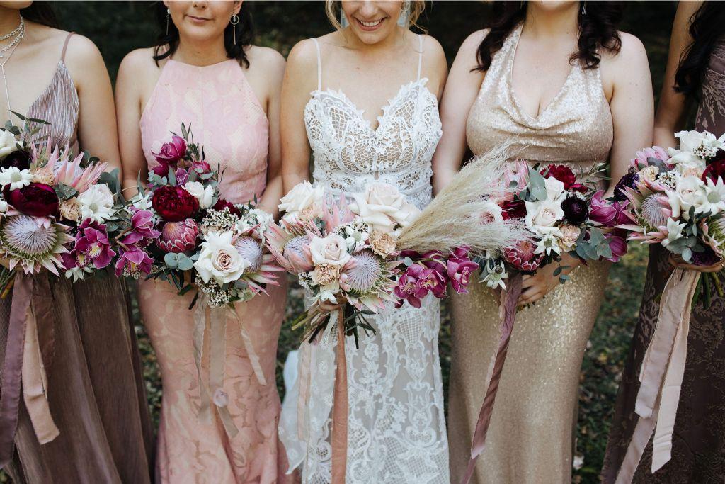 Q+A: WILLOW & WATTLE FLORAL DESIGN | BOHEMIAN WEDDING BLOOMS SYDNEY NSW