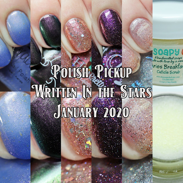 Polish Pickup Written In the Stars January 2020