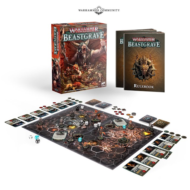 New Formats are here for Warhammer Underworlds: Beastgrave