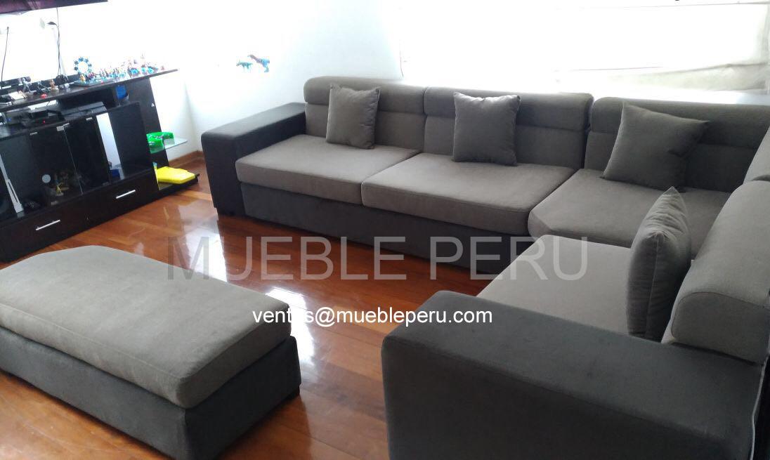 Muebles de sala elegantes muebles seccionales for Muebles de sala lineales