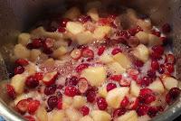 Cranberry - Marmelade kochen
