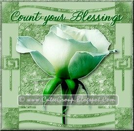 Green Rose extra including Count You Blessing
