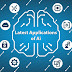 تطبيقات الذكاء الاصطناعي -Artificial Intelligence Applications