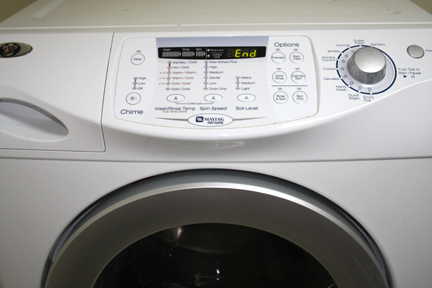 Ask Joe Gagnon: Consumer Question: Noisy Spin Cycle on Washer