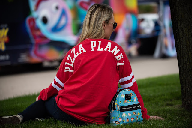 Pizza Planet Hype Spirit Jersey by BoxLunch