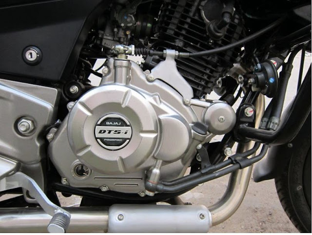 Bajaj Pulsar 220 F Bike engine
