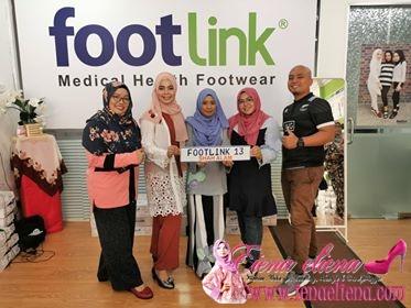 Footlink Seksyen 13 Shah Alam : Kasut Kesihatan Untuk Kesihatan Kaki Optimum