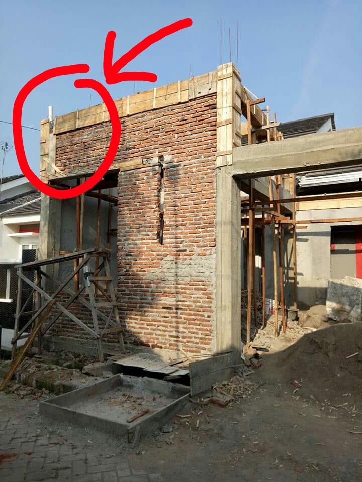 Tips Sukses Membuat Atap Dak Beton Noviantart