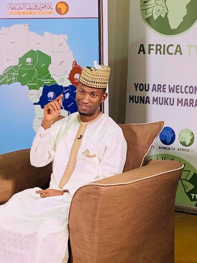 Live Program at Africa TV