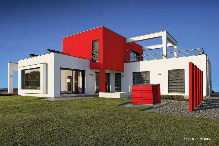 Garten[Q] :: moderne Gartenhäuser, Gartenschränke, Müllboxen und Unterstände.: Moderne ...