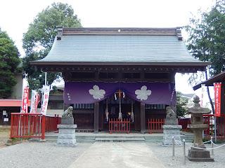 瀬谷諏訪社