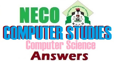 NECO Computer Studies 2017 Obj & Essay Questions/Answers Expo Runz