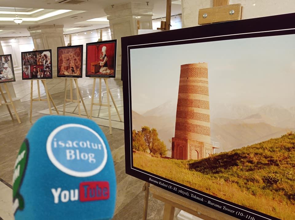 Kırgız Cumhuriyeti'nin 30. Bağımsızlık Yıl Dönümü Fotoğraf Sergisi Ankara Zafer Çarşısında Açıldı