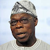 You are the grandfather of corruption- House of Reps members tell Olusegun Obasanjo