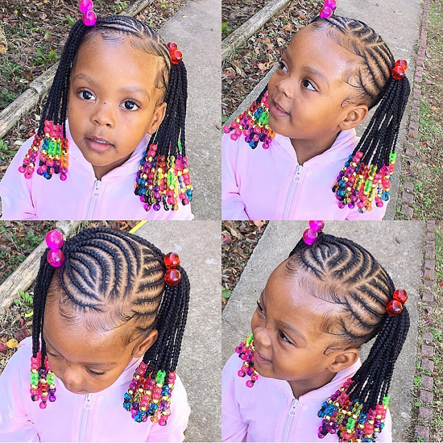2019 Lovely Stunning Braids for Kids