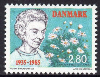 Denmark 1985 50th Anniversary of the Arrival of Queen Ingrid in Denmark