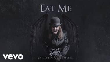 Eat Me Lyrics-Ozzy Osbourne