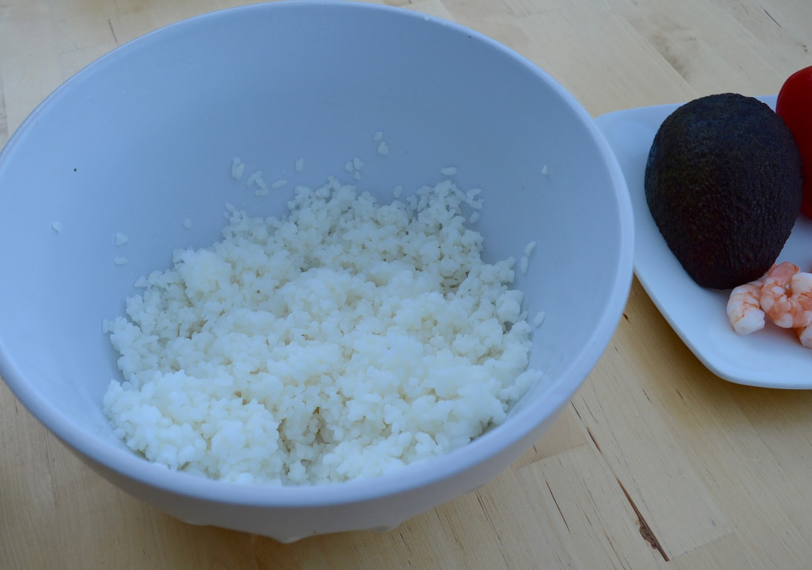 Sushi Making With Kids - A Tutorial for Beginners with Yutaka - prepared sushi rice