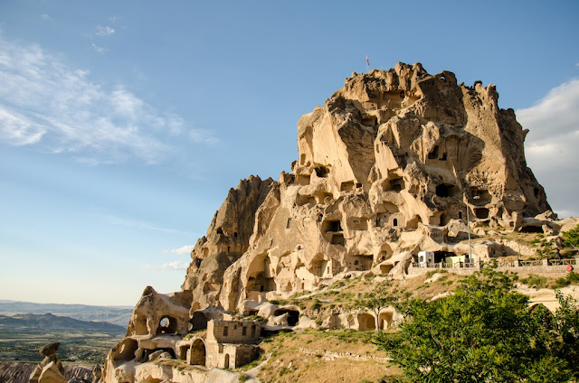Uchisar Castle - 10D Turkey Holiday by Qatar Airways - Salika Travel