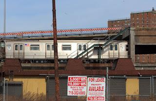 Le métro à New York est le moyen de transport le plus rapide