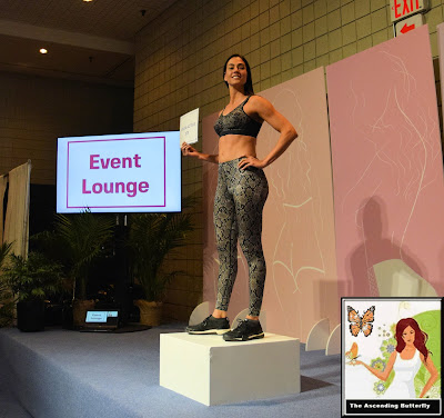 Anita Active featured in the Event Lounge Fashion Show at CURVEXPO CURVE NEW YORK