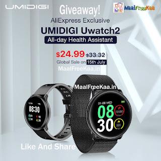 UMIDIGI Uwatch 2