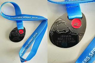 黒鉄メダル(4位入賞)