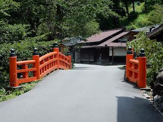 吉野山:大橋