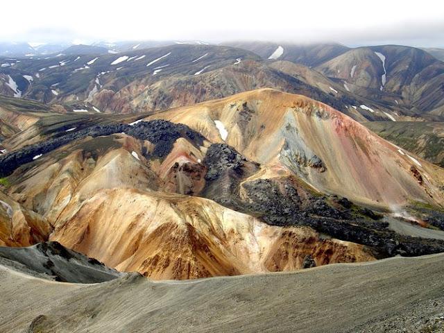 Brennisteinsalda - Islandia