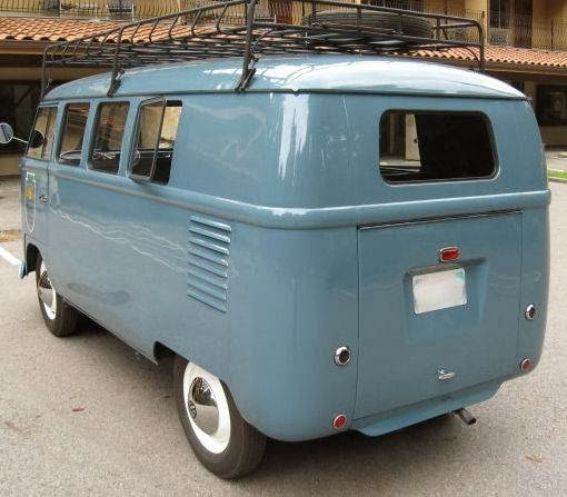 1953 volkswagen barndoor bus for sale vw bus wagon. Black Bedroom Furniture Sets. Home Design Ideas