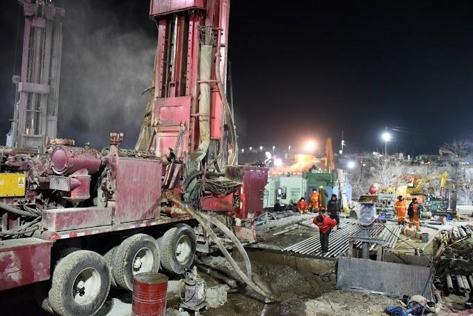 Így üzentek a berobbant bányában rekedt bányászok - Videó!