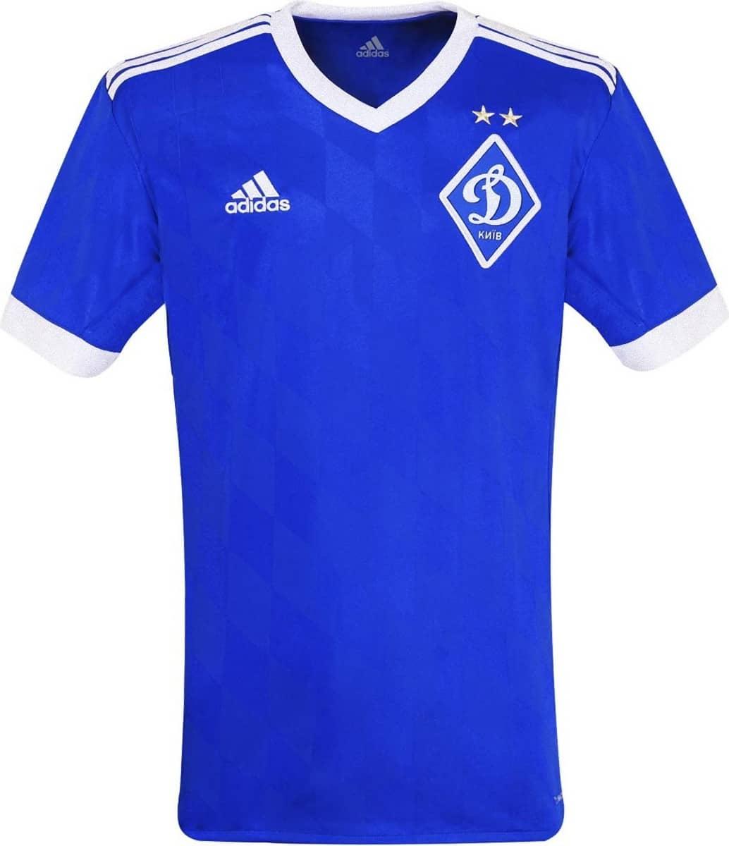 FCディナモ・キエフ 17-18 ユニフォーム