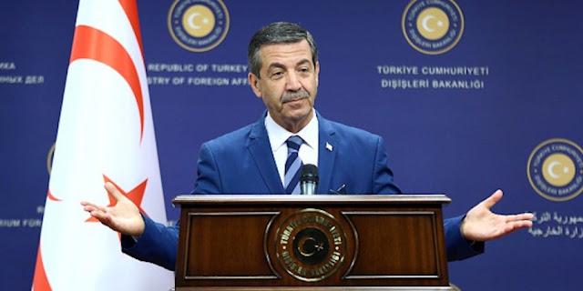 Ερτουγρούλογλου: Συνομοσπονδία πλέον η βάση των συνομιλιών