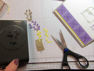 Sprig Punch by Stampin'UP!